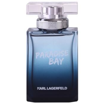 poze cu Karl Lagerfeld Paradise Bay Eau de Toilette pentru barbati 50 ml