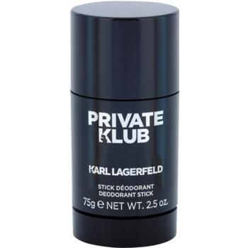 poze cu Karl Lagerfeld Private Klub deostick pentru barbati 75 g