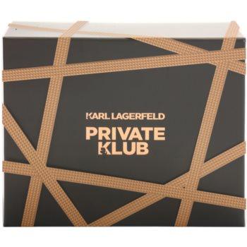 Karl Lagerfeld Private Klub Geschenksets 2