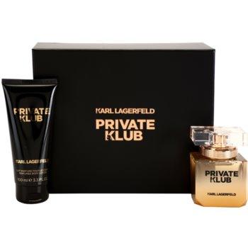 Karl Lagerfeld Private Klub Geschenksets