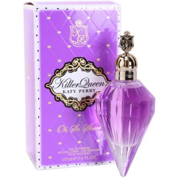 Katy Perry Killer Queen Oh So Sheer Eau de Parfum for Women 1