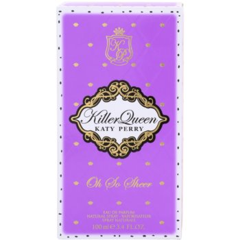 Katy Perry Killer Queen Oh So Sheer Eau de Parfum for Women 3