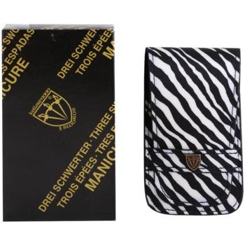 Kellermann Manicure set pentru manichiura perfecta zebra 2