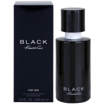 Kenneth Cole Black for Her Eau de Parfum pentru femei