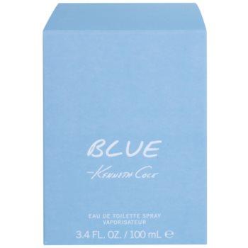 Kenneth Cole Blue Eau de Toilette für Herren 4