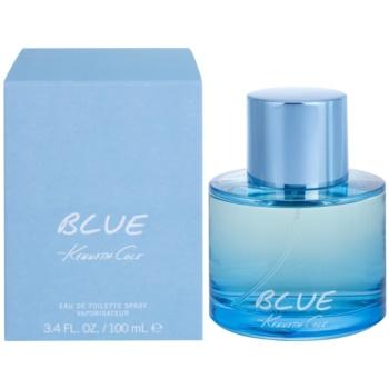 Kenneth Cole Blue Eau de Toilette pentru bărbați