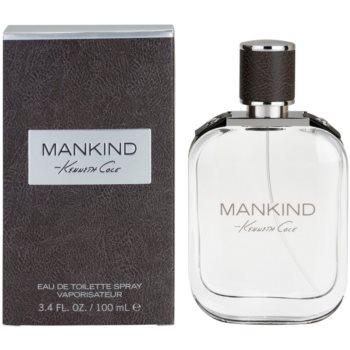 Kenneth Cole Mankind eau de toilette pentru barbati 100 ml
