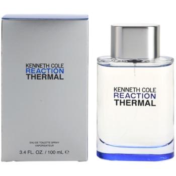 Kenneth Cole Reaction Thermal Eau de Toilette para homens