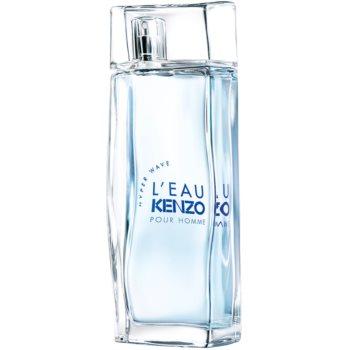 Kenzo LEau Kenzo Hyper Wave Pour Homme Eau de Toilette pentru bărbați