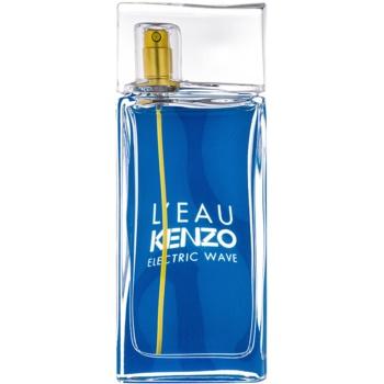 Kenzo Leau Electric Wave eau de toilette pentru barbati 50 ml