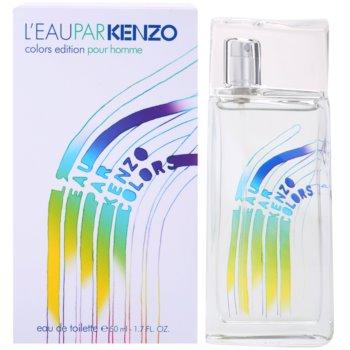 Kenzo L'Eau Par Kenzo Colors Pour Homme Eau de Toilette para homens