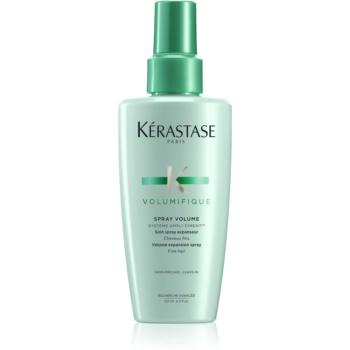 Kérastase Volumifique Spray Volume finální péče pro zvětšení a zvýraznění objemu vlasů 125 ml