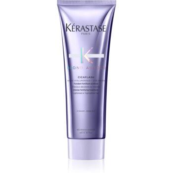 Kérastase Blond Absolu Cicaflash îngrijire profundă pentru iluminarea părului sau pentru părul cu șuvițe