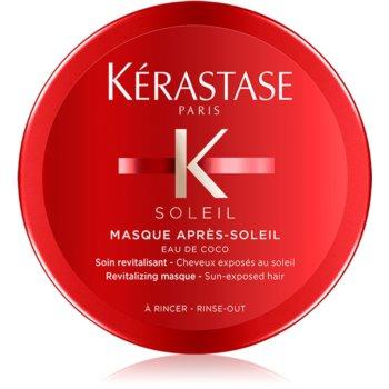 Kérastase Soleil Masque Après-Soleil masca intensiva pentru parul deteriorat de efectele solare , clor si sare poza noua