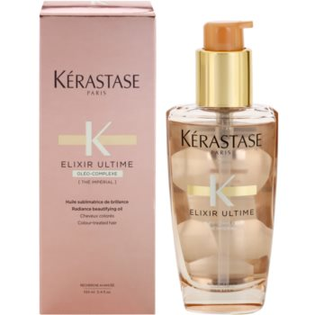 Kérastase Elixir Ultime rozjasňující olej pro barvené vlasy 1