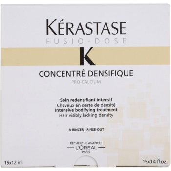 Kérastase Fusio-Dose интензивна регенерираща грижа за коса без плътност 4