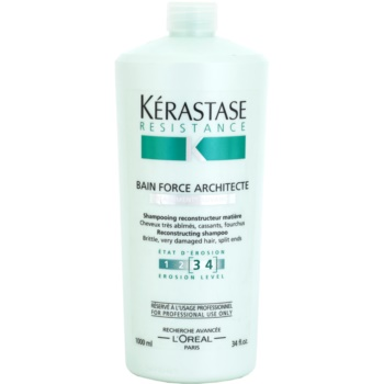 Kérastase Resistance szampon do włosów słabych i zniszczonych