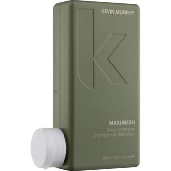 Kevin Murphy Maxi Wash  sampon detoxifiant pentru restabilirea unui scalp sanaros  250 ml