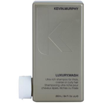 Kevin Murphy Luxury Wash szampon do grubych i kręconych włosów