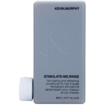 Kevin Murphy Stimulate-Me Rinse стимулилращ и освежаващ балсам за коса и скалп