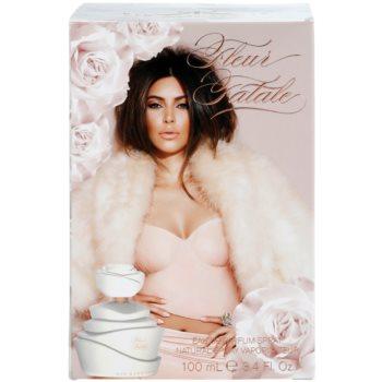 Kim Kardashian Fleur Fatale Eau de Parfum für Damen 1