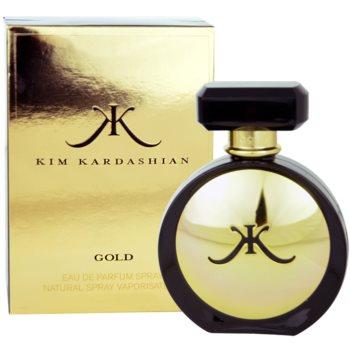 Kim Kardashian Gold Eau de Parfum pentru femei