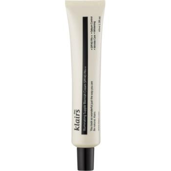 klairs illuminating supple bb cream cu efect hidratant pentru ten cu imperfectiuni spf 40