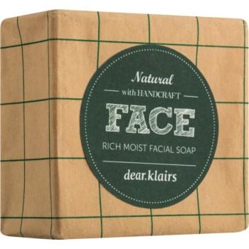 Klairs Rich Moist sapun solid pentru piele sensibila