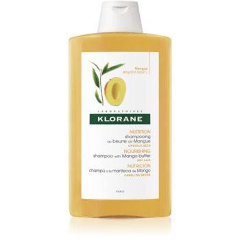 Klorane Mango sampon hranitor pentru par uscat poza