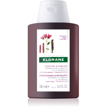 Klorane Quinine sampon fortifiant pentru par deteriorat poza