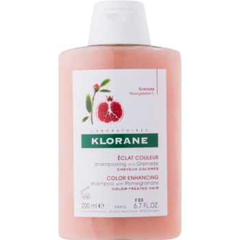 Klorane Pomegranate ?ampon pentru pãr vopsit poza