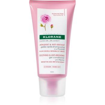 Klorane Peony balsam calmant pentru scalp sensibil poza