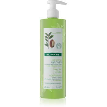 Fotografie Klorane Extrakt z Yuzu lehké hydratační a vyživující tělové mléko 400 ml