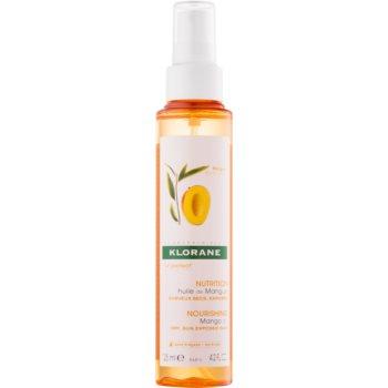 Klorane Mangue ulei pentru par uscat