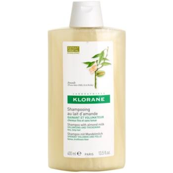 Klorane Mandle šampon pro objem 400 ml