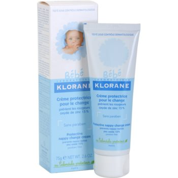 Klorane Bébé crema protectoare 1