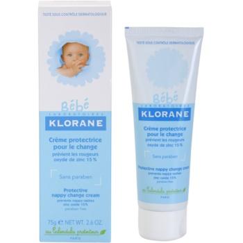 Klorane Bébé crema protectoare 2
