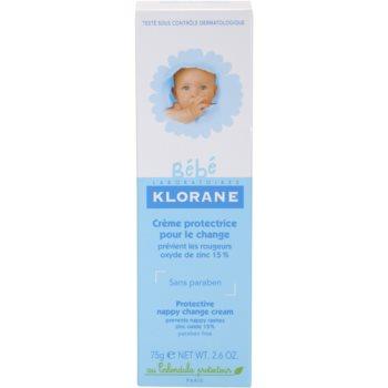 Klorane Bébé crema protectoare 3