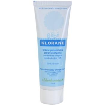 Klorane Bébé crema protectoare