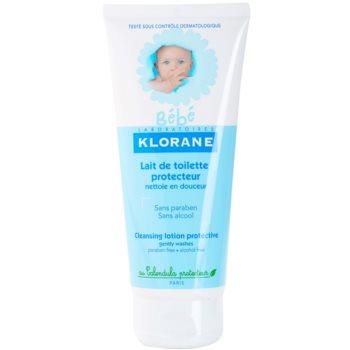 Klorane Bébé lapte pentru curatare pentru copii