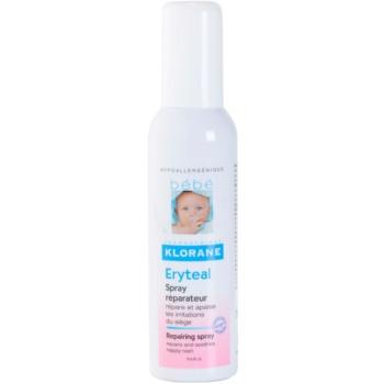 Klorane Bébé Erytéal spray crema-tratament impotriva iritatiilor provocate de scutece