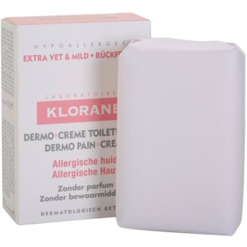 Klorane Dermo Pain Creme Soap For Allergic Skin 1