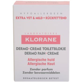 Klorane Dermo Pain Creme Soap For Allergic Skin 3