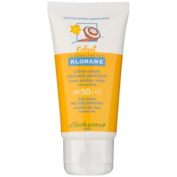 Klorane Enfant protectie solara pentru copii SPF 50+