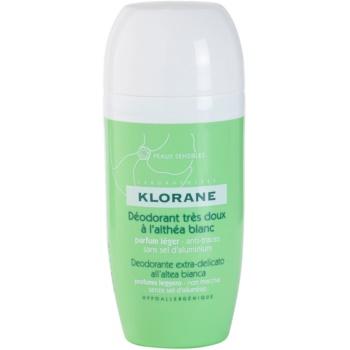 Klorane Hygiene et Soins du Corps Deodorant roll-on