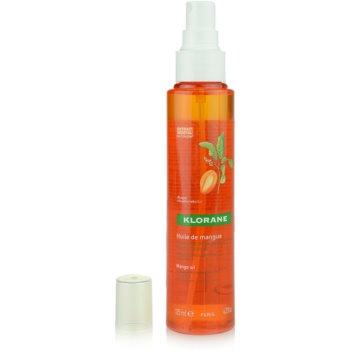 Klorane Mangue олио  за суха коса 1