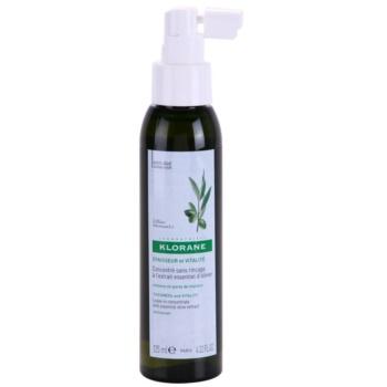 Klorane Olive Extract spray leave-in pentru par slabit