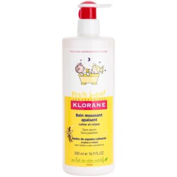 Klorane Junior spuma de baie pentru copii  500 ml