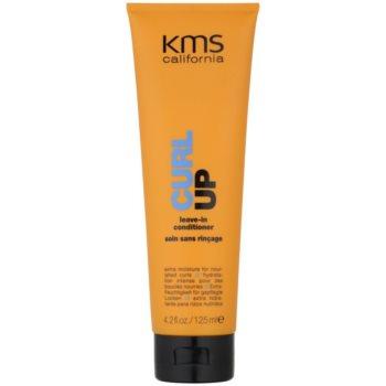 KMS California Curl Up balsam hranitor fara clatire pentru parul cret