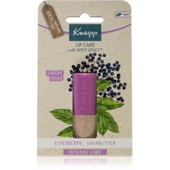 Kneipp Intense Care Elderberry & Shea butter balsam de buze poza noua